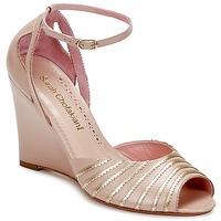 Chaussures Femme Sandales et Nu-pieds Sarah Chofakian LA PARADE Rose / Or