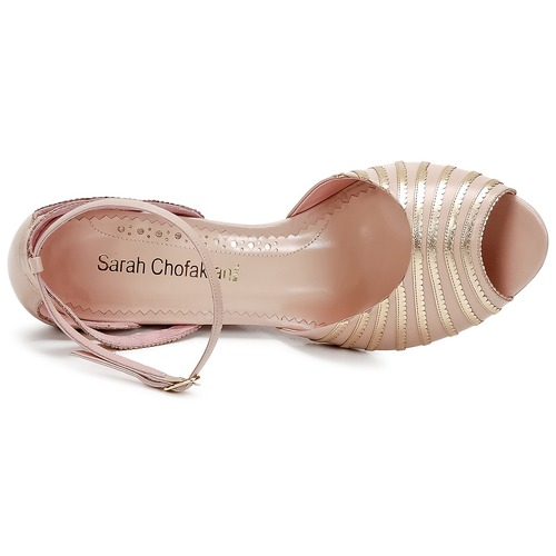 Sarah Chofakian LA PARADE Rose / Or