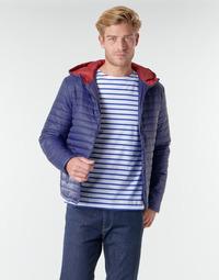 Vêtements Homme Doudounes Yurban NEFFLE Marine