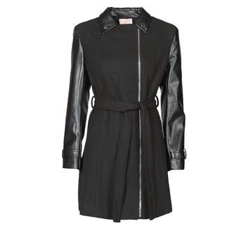 Vêtements Femme Manteaux Moony Mood NOUMEA Noir