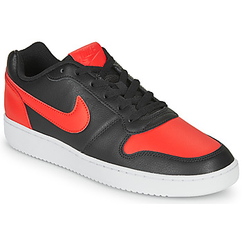 Chaussures Homme Baskets basses Nike EBERNON LOW Noir / Rouge