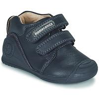 Chaussures Enfant Baskets basses Biomecanics BOTIN DOS VELCROS Marine