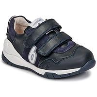 Chaussures Enfant Baskets basses Biomecanics DEPORTIVO BASICO Marine