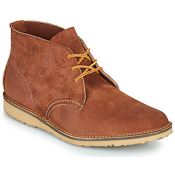 Chaussures Homme Boots Red Wing WEEKENDER CHUKKA Marron