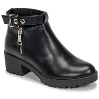 Chaussures Femme Boots Moony Mood NOELLE Noir