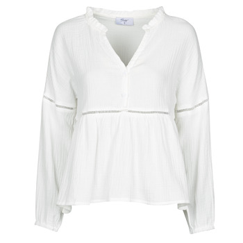 Vêtements Femme Tops / Blouses Betty London NAUSSE Ecru