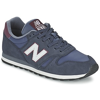Chaussures Baskets basses New Balance ML373 Marine / Rouge
