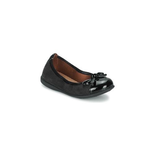 Chaussures Fille Ballerines / babies Citrouille et Compagnie ROCIA Noir