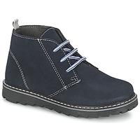 Chaussures Air max tnGarçon Boots Citrouille et Compagnie LEQUIN Bleu