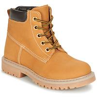 Chaussures Enfant Boots Citrouille et Compagnie SITELLE Beige