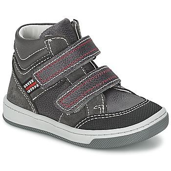 Chaussures Air max tnGarçon Baskets montantes Citrouille et Compagnie MONI Gris