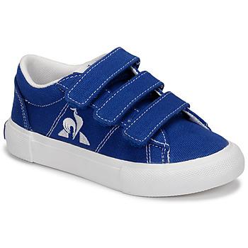 Chaussures Enfant Baskets basses Le Coq Sportif VERDON PLUS Bleu
