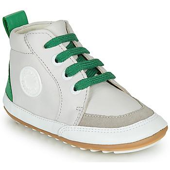 Chaussures Enfant Boots Robeez MIGO Beige / Vert