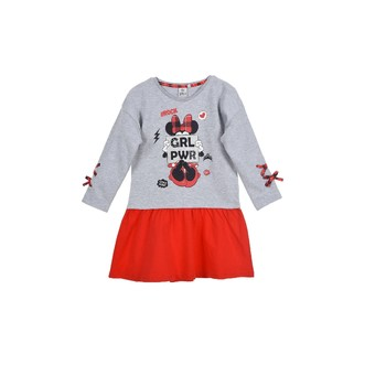 Vêtements Fille Robes courtes TEAM HEROES DRESS MINNIE Multicolore
