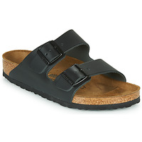 Chaussures Mules Birkenstock ARIZONA LARGE FIT Noir