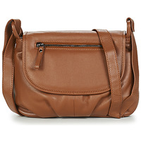 Sacs Femme Sacs Bandoulière Betty London MATILOU Cognac