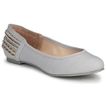 Chaussures Femme Ballerines / babies Kat Maconie ROSA Gris
