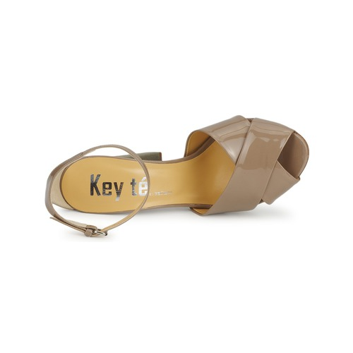 Keyté KRISTAL-26722-TAUPE-FLY-3 TAUPE