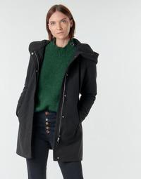Vêtements Femme Manteaux Vero Moda VMDAFNEDORA Noir