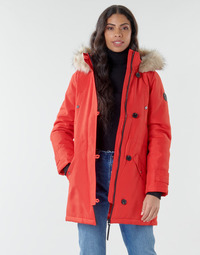 Vêtements Femme Parkas Vero Moda VMEXPEDITION Rouge
