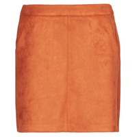 Vêtements Femme Jupes Vero Moda VMDONNADINA Orange