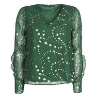 Vêtements Femme Tops / Blouses Vero Moda VMFEANA Vert