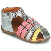 Chaussures Fille Sandales et Nu-pieds GBB RIVIERA Argenté