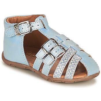 Chaussures Fille Sandales et Nu-pieds GBB RIVIERA Bleu