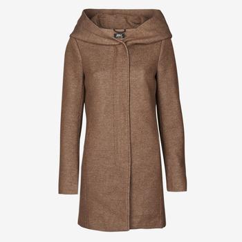 Vêtements Femme Manteaux Only ONLSEDONA LIGHT Bordeaux