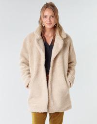 Vêtements Femme Manteaux Only ONLAURELIA Beige