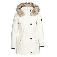 Vêtements Femme Parkas Only ONLIRIS Blanc
