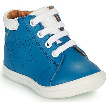 Chaussures Garçon Baskets montantes GBB BAMBOU Bleu