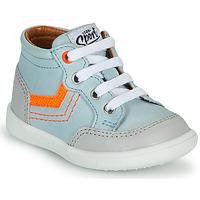 Chaussures Garçon Baskets montantes GBB VIGO Bleu