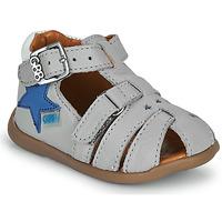 Chaussures Garçon Sandales et Nu-pieds GBB GARDOU Gris