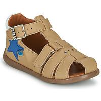 Chaussures Garçon Sandales et Nu-pieds GBB GARDOU Beige