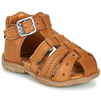 Chaussures Garçon Sandales et Nu-pieds GBB ARIGO Marron