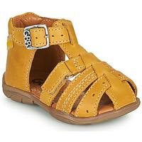 Chaussures Garçon Sandales et Nu-pieds GBB ARIGO Jaune
