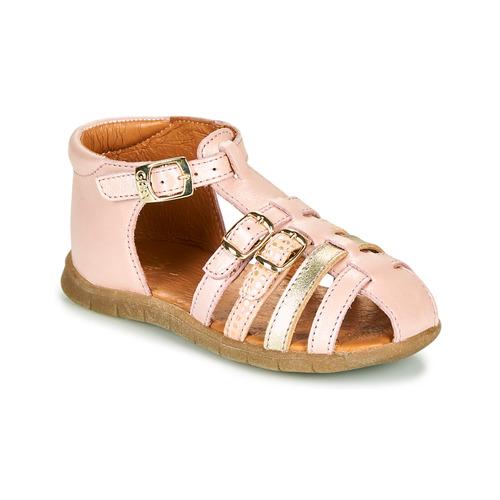 Chaussures Fille Sandales et Nu-pieds GBB PERLE Rose