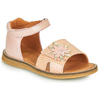 Chaussures Fille Sandales et Nu-pieds GBB SATIA Rose