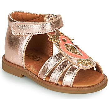 Chaussures Fille Sandales et Nu-pieds GBB FRANIA Rose gold