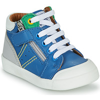 Chaussures Garçon Baskets montantes GBB ANATOLE Bleu