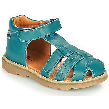 Chaussures Garçon Sandales et Nu-pieds GBB MITRI Bleu
