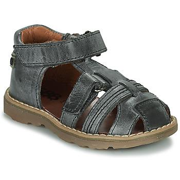 Chaussures Garçon Sandales et Nu-pieds GBB SEVILLOU Gris