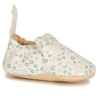 Chaussures Enfant Chaussons Easy Peasy BLUMOO Blanc