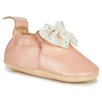 Chaussures Enfant Chaussons Easy Peasy BLUMOO NOEUD Rose
