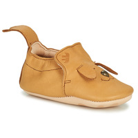 Chaussures Enfant Chaussons Easy Peasy BLUMOO CHIEN Marron
