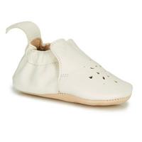Chaussures Enfant Chaussons Easy Peasy BLUMOO PERFOS Blanc