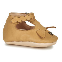 Chaussures Enfant Chaussons Easy Peasy LOULOU CHIEN Marron