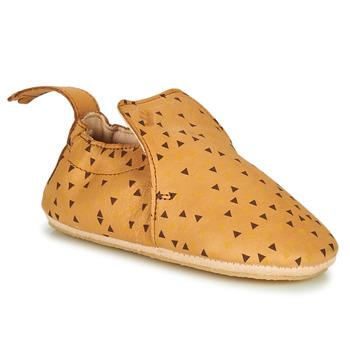 Chaussures Enfant Chaussons Easy Peasy BLUBLU Marron