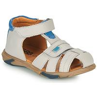 Chaussures Garçon Sandales et Nu-pieds GBB NUVIO Gris
